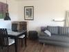 NUR MIT DEM KOFFER EINZIEHEN - Möblierte Wohnung statt Hotelbetten - Wohn- und Essbereich